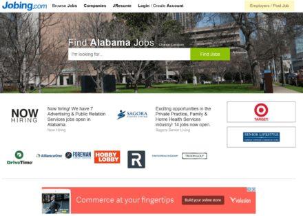jobing website