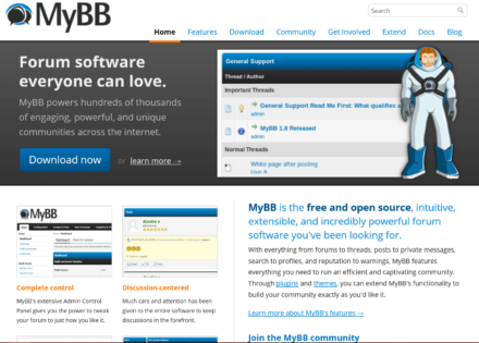 mybb website