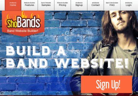shobands website