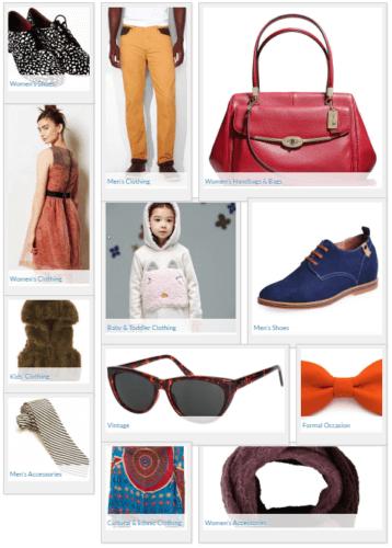 Bonanza Womens accessories
