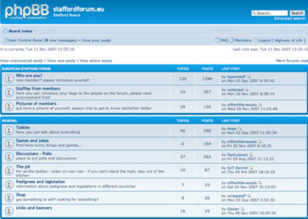 Tải diễn đàn mã nguồn Download phpBB 3.2.7