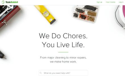 Taskrabbit Website