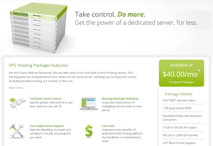 Network Solutions VPS