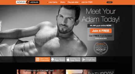 Adam To Adam Hookup Sites Free