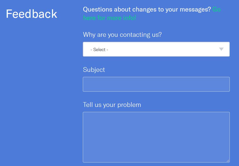 Okcupid feedback