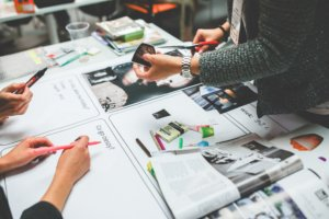 working with a co-marketer for drop shipping
