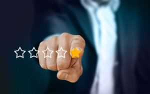reviews can help build backlinks