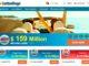 LotteryKings HomePage Screenshot